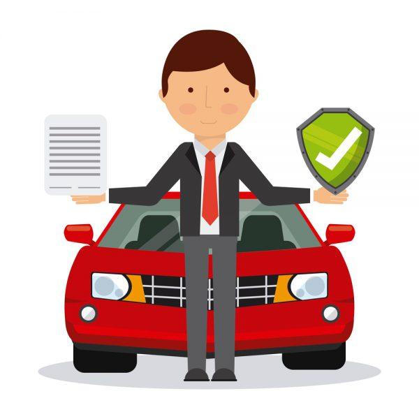 seguro de auto y póliza